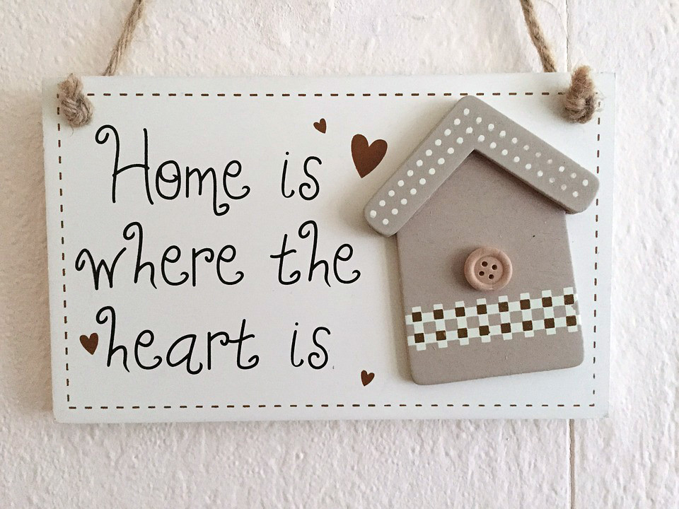 Domov a srdce 1a